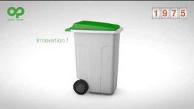 Animation 3D Bin Revolution - PLASTIC OMNIUM ENVIRONNEMENT